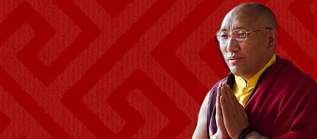 Khenpo Damcho Dawa Rinpoche