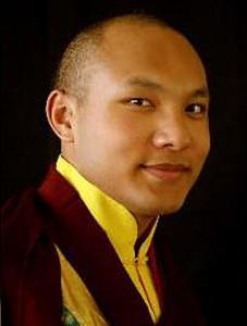 His Holiness The 17th Gyalwa Karmapa