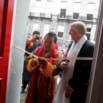 Official Opening Day with Akong Tulku Rinpoche and MSP Malcolm Chisholm