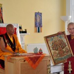 Opening Dharma Ceremony with Lama Yeshe Losal Rinpoche and Ani Rinchen Khandro
