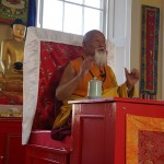 Lama Yeshe teaching