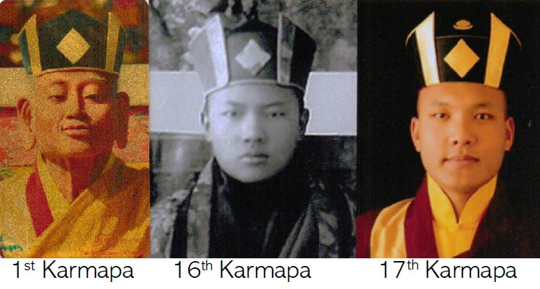 The Karmapa Reincarnations