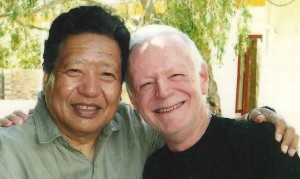 Akong Tulku Rinpoche & Rob Nairn