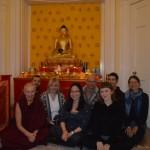 Happy Losar from everyone at Samye Dzong Edinburgh