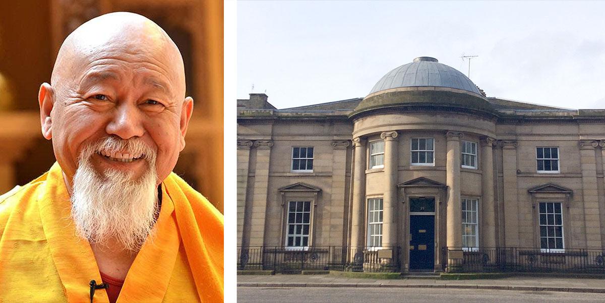 Lama Yeshe Losal Rinpoche - KSDE Leith