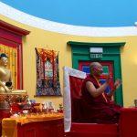 Ringu Tulku Rinpoche, June 2016