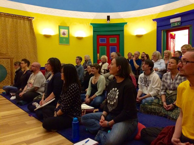 The audience at KSDE's 7th Anniversary Special Events and Celebrations
