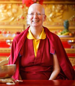 Lama Zangmo