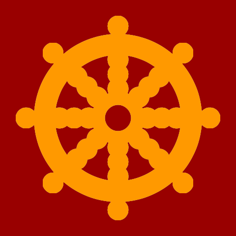 Icon - Dharma wheel