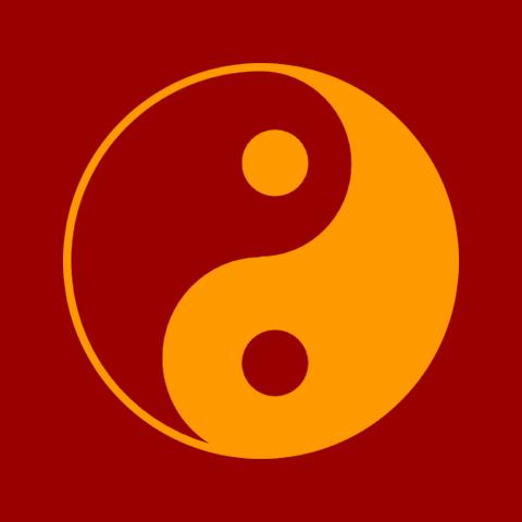Icon - Yin Yang