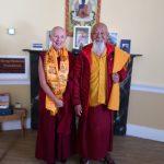 Lama Yeshe Rinpoche & Ani Rinchen Khandro say Au revoir