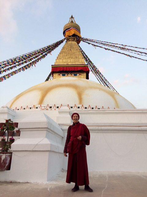 Ani Rinchen Nepal 2019