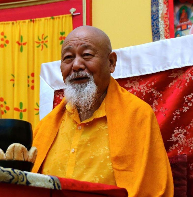 Lama Yeshe Losal Rinpoche