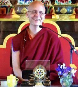 Khenpo David Karma Choephel