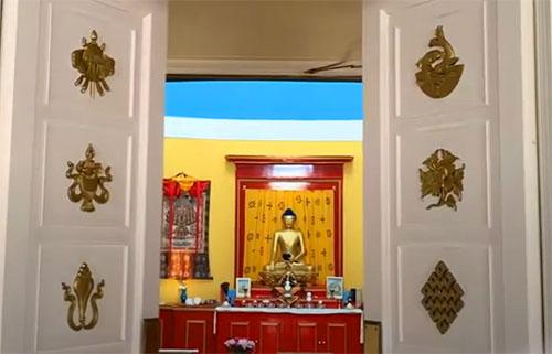 KSDE Shrine Room Door