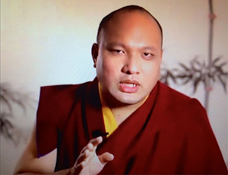 His Holiness the Karmapa online