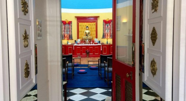 KSDE Shrine Door